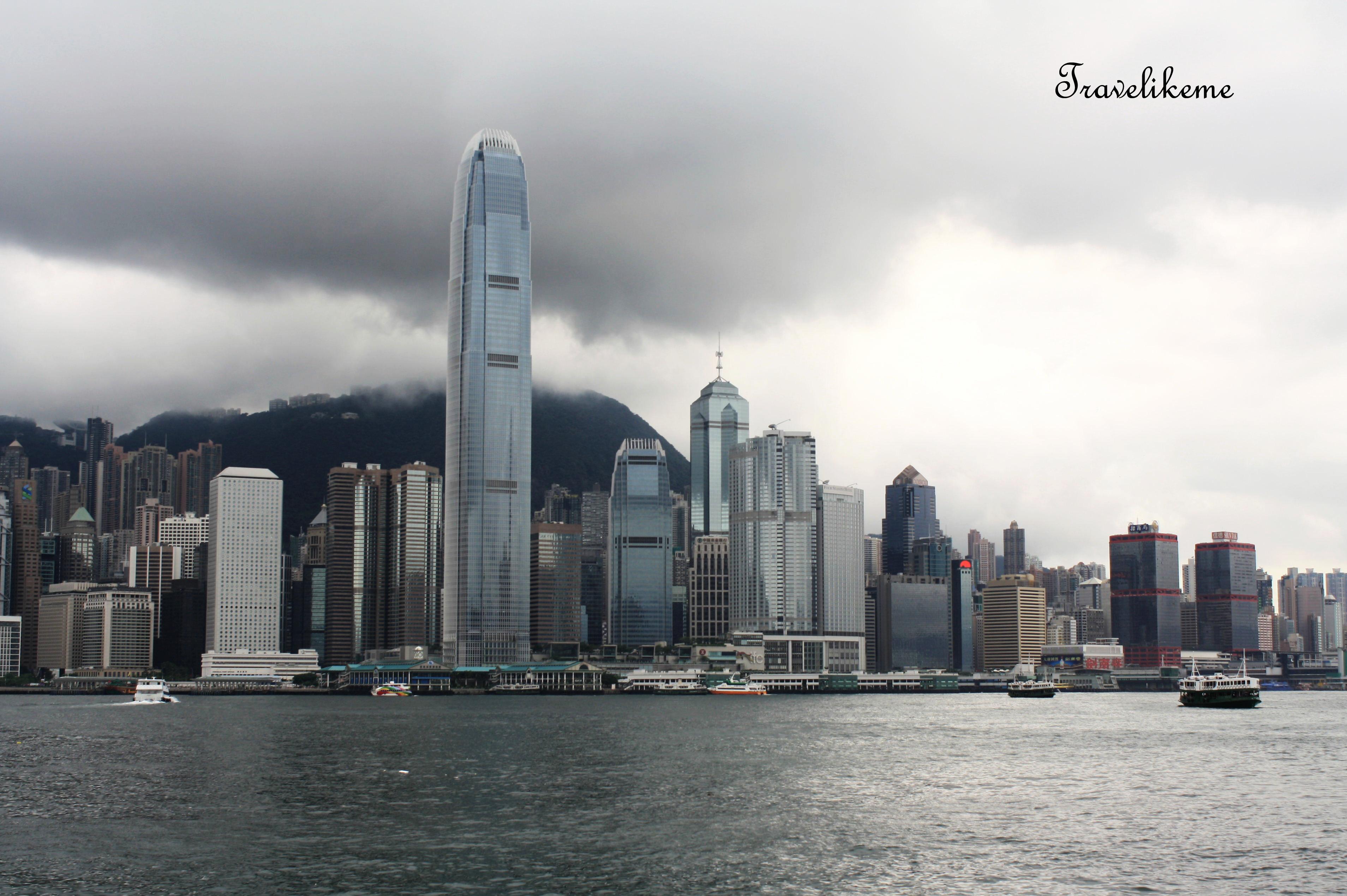 Pulsating Hong Kong