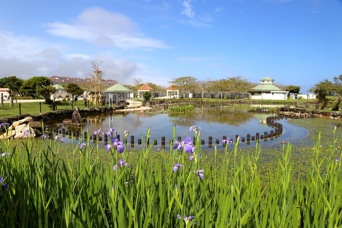 Okinawa's Peace Memorial Park